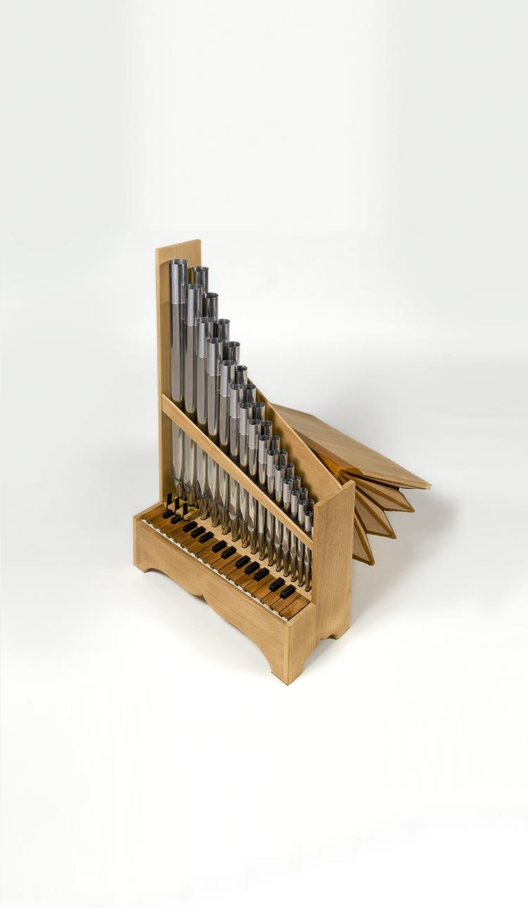 Iconograf a musical capilla de m sica pamplona for L organo portativo